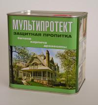 Защитная водоотталкивающая пропитка «МультиПротект-П»