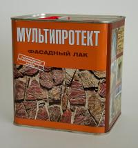 """Фасадный лак """"МультиПротект"""""""