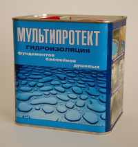 Гидроизоляционный материал «МультиПротект»