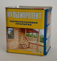 Полиуретановая пропитка «МультиПротект-ПУ»